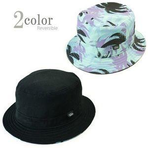 16dc45e4974 Vans Accessories - Womens VANS Bucket Hat palm trees reversible black